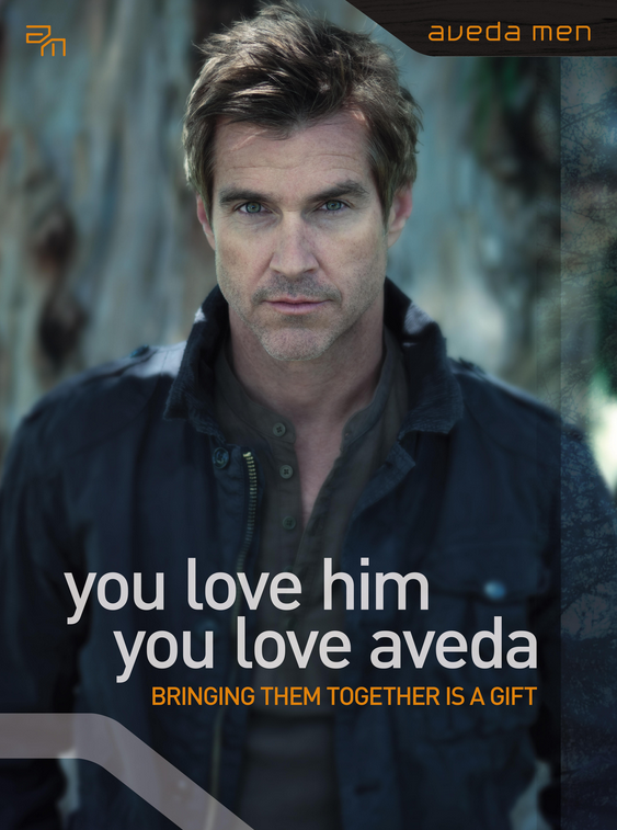 aveda men's products