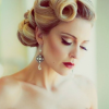 Bridal hair styling and wedding updos are available at belle Aveda salon & spa in Sioux City for massage, blowouts, haircut, hair color, bridal hair & makeup
