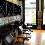 The Loft is a hip location for Belle Salon & Spa Aveda salon & spa in sioux city for massage, blowouts, haircut, hair color, hot stone massage & prenatal massage