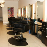 belle Aveda salon & spa in Sioux City for massage, blowouts, haircut, hair color, brow waxing and anti-aging facials