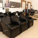 The deluxe shampoo chairs in our lakeport commons location. belle Aveda salon & spa in Sioux City for massage, blowouts, haircut, hair color, face & body waxing and facials