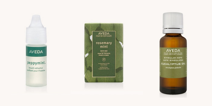 Our Favorite Cooling Aveda Ingredients